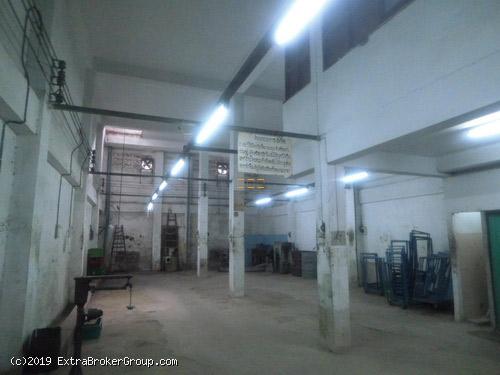 ขายโรงงานโกดัง พื้นที่ใช้ 850ตรม.61ตรว. 5ชั้น ใกล้ทางด่วน-วงแหวนอุตสาหกรรม