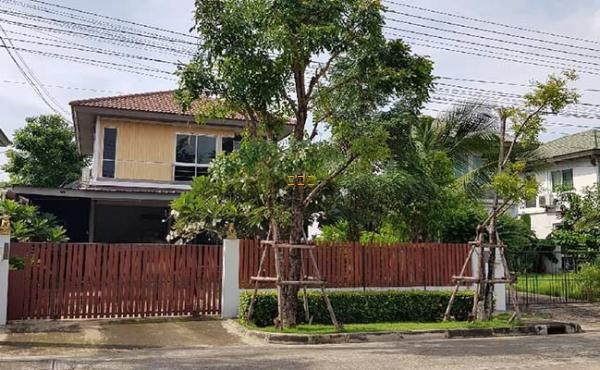 บ้านเดี่ยว 57.4 วา. อินนิซิโอ้2 รังสิต คลอง3 โครงการ L&H บ้านอยู่ถนนเมน ต้นโครงการ