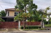 n00014, บ้านเดี่ยว 57.4 วา. อินนิซิโอ้2 รังสิต คลอง3 โครงการ L&H บ้านอยู่ถนนเมน ต้นโครงการ