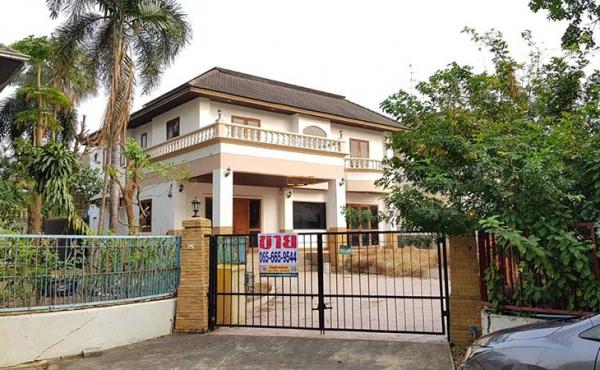 ขายบ้านเดี่ยว 123 ตารางวา ม.พิมาน ปิ่นเกล้า