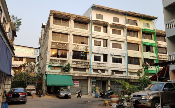 ขายอาคารพาณิชย์  ขายตึกแถว  หมู่บ้านดีเค 19 ตรว. ถนนกาญจนาภิเษก เขตบางบอน
