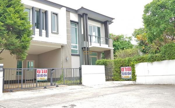 ขายบ้านเดี่ยว 2 ชั้น 78.4 ตรว. หมู่บ้านคาซ่าเลเจ้นด์ ราชพฤกษ์-ปิ่นเกล้า บ้านใหม่ ยังไม่เคยเข้าอยู่