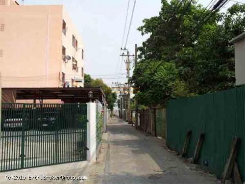 ที่ดิน ทำเลกลางเมือง กรุงธนบุรี4 ถมแล้ว 48 ตรว. ใกล้จุดขึ้นลง BTS วงเวียนใหญ่